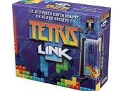 Tetris Link retrogaming adapté société