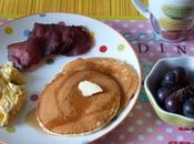Pancakes pour brunch réussi nice