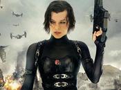 sortie ciné septembre 2012 Resident Evil Retribution (Paul W.S. Anderson)