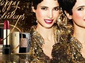 Lancôme: Hanaa Abdesslem pour collection maquillage Noël.