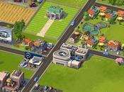 Mercedes-Benz Nouvelle Classe dans SimCity Social