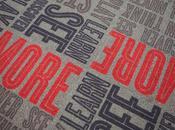 Typographie bibliothèque publique Frost Design, Syney, Australie Signalisation