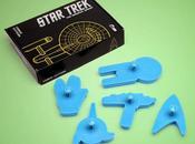 emportes pièces Star Trek