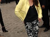 Kristen Stewart défilé Balenciaga vote