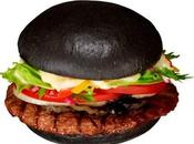 Goodas... Burger King sort hamburger noir Japon