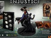 Annonce d'une édition collector Injustice Dieux Sont Parmi Nous