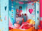 Chambre enfant bohème