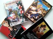 prochaines lectures mangas comics.