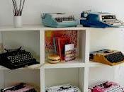 L'objet: machine écrire