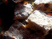 Carrés banane chocolat Banana Chocolate Squares