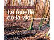 """J'ai aimé lire cette nuit (d'insomnie):""""La moelle vie"""" d'Henry David Thoreau"""