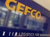 Peugeot Citroën rentré négociation avec pour l'expansion groupe GEFCO