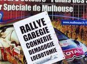 "pour dire ""NON rallye"" #Mulhouse #WRC"