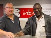 Amadou Seyni visite l'INBP
