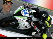 WSBK Axel Maurin supersport Magny Cours