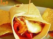 Recette Fajitas poulet poivrons