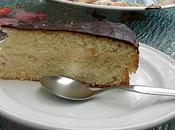 Gâteau crème Boston
