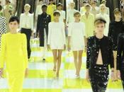 Fashion Week: Louis Vuitton: sixties