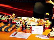 Table sucrée pour Halloween
