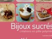 Livre Bijoux Sucrés, créations pâte polymère