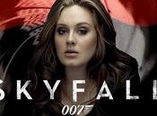 Adele signe nouveau James Bond Skyfall