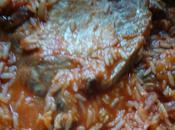 Cotes porc fondue tomates