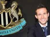 Newcastle Pardew veut faire sanction pour Cabaye