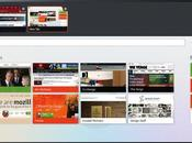 Aperçu Mozilla Firefox sous Windows