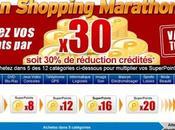[Bon Plan JDG] Priceminister lance Shopping Marathon