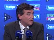 Arnaud Montebourg «c'est laisser-faire libéral financier»