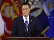 Romney retour leadership mondial