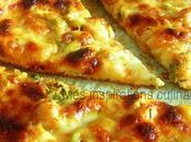 pizza pate magique poulet pesto