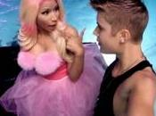 Voici clip Justin Bieber Nicki Minaj Beauty Beat