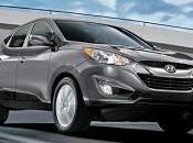 Hyundai Tucson 2013 plus sportif qu'utilitaire