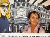 Catherine Deneuve Marché Rive Gauche