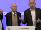 Déclaration Stéphane Hessel Pierre Larrouturou suite vote motions