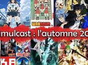 Simulcast programme l'automne 2012