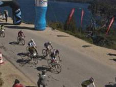 Tour France: Patagonie était fête