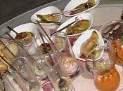 Grand Repas Chez Cathy Emile Deux Riesling Jacquesson 2000 l'honneur...