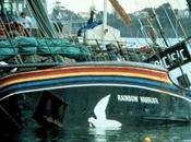 loup, victime indirecte l'attentat contre Rainbow Warrior