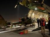 Retrait d'Afghanistan défi logistique