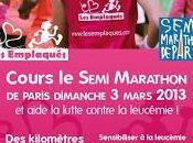 Courir pour Emplaqués Semi-Marathon Paris
