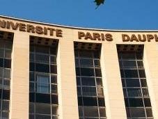Développement durable Master l'Université Paris-Dauphine
