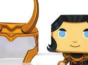 Mini papercraft Loki Santome