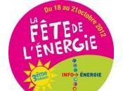 Fête l'énergie 2012 Villa Solea, beau programme d'économies d'énergie quotidien pour affronter l'hiver