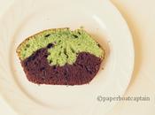 Cake marbré chocolat pistache comment fêter calvaire