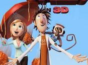 Tempête boulettes géantes Cloudy with Chance Meatballs, Phil Lord Chris Miller (2009)