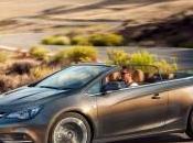 Nouvelle Opel Cascada choix capote toile