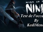 Découverte Gameplay Mark Ninja