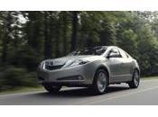 Acura 2013 chant cygne